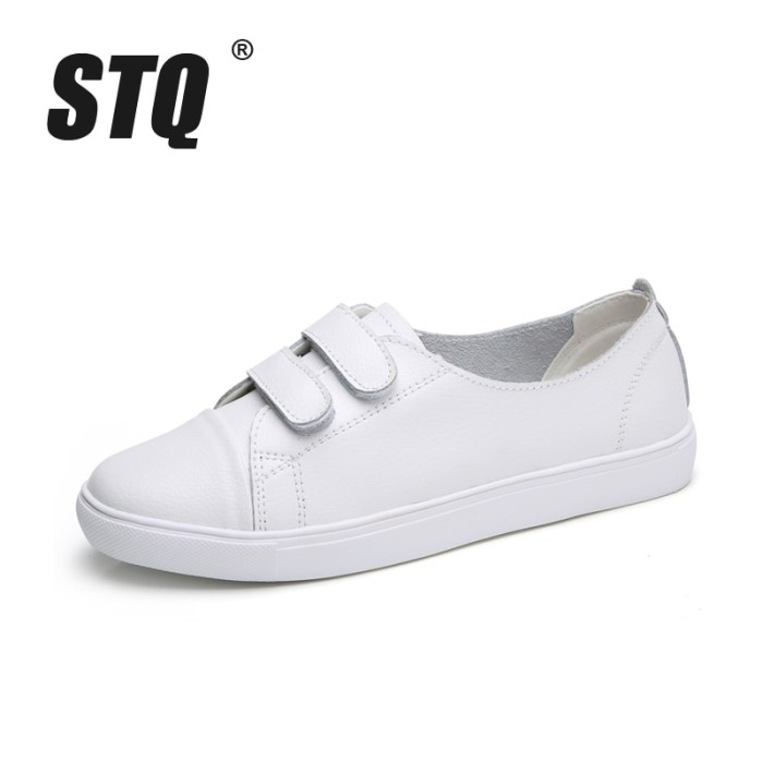 White Slip On Shoes Ladies