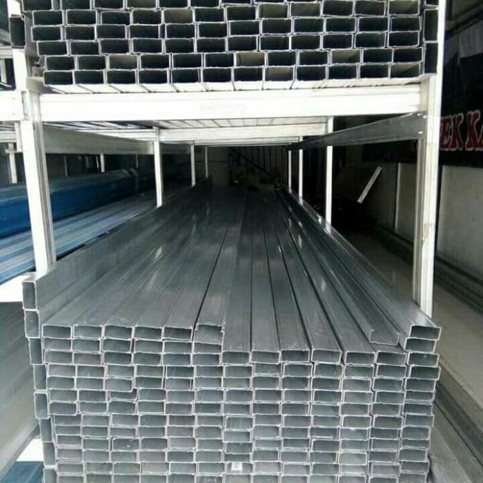 distributor rangka baja ringan yogyakarta jual atap terpasang kab bantul
