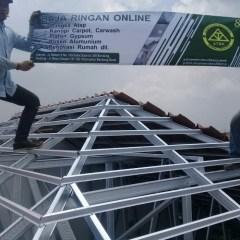 Alamat Baja Ringan Bandung Jual Sni Spek Corak Kokoh Kota Atmk