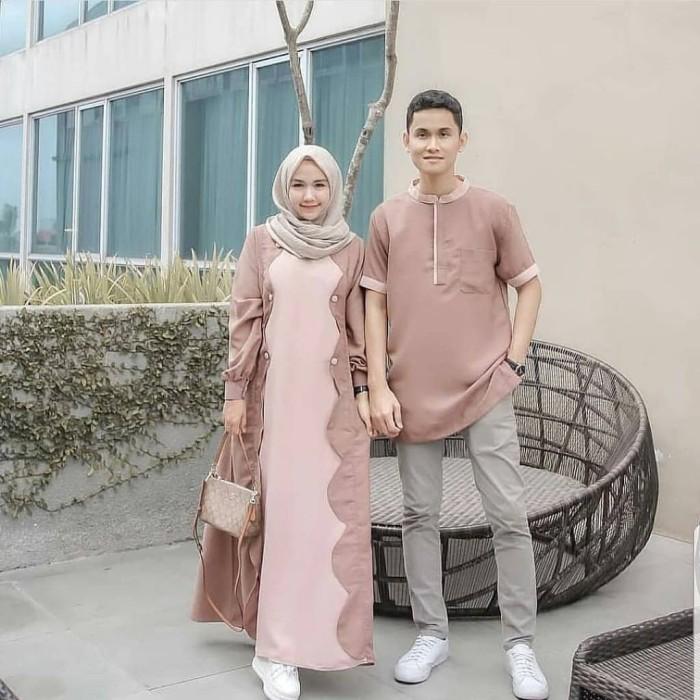 Gamis Couple Terbaru