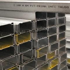 Harga Cnp Baja Ringan 1mm Jual Prima Inti 1 00mm Kota