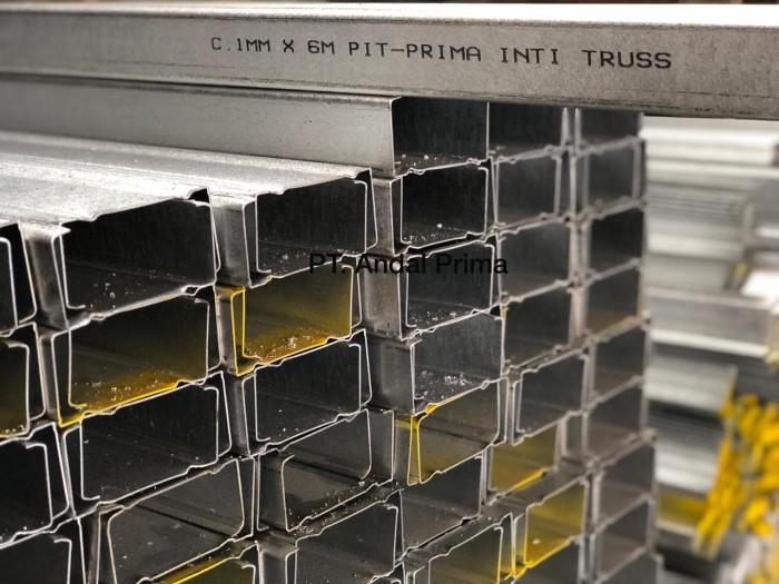 harga baja ringan merk prima jual inti 1 00mm cnp kota