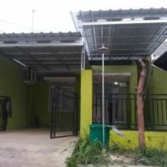 Rangka Atap Baja Ringan Untuk Teras Jual Kota Tangerang Selatan Samudra Karya