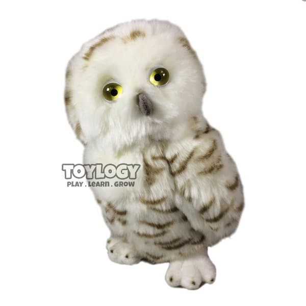 Jual Boneka Burung Hantu White Owl Bird Stuffed Plush Animal Doll 9 5 Inch Jakarta Barat Pinky Toys 01 Tokopedia