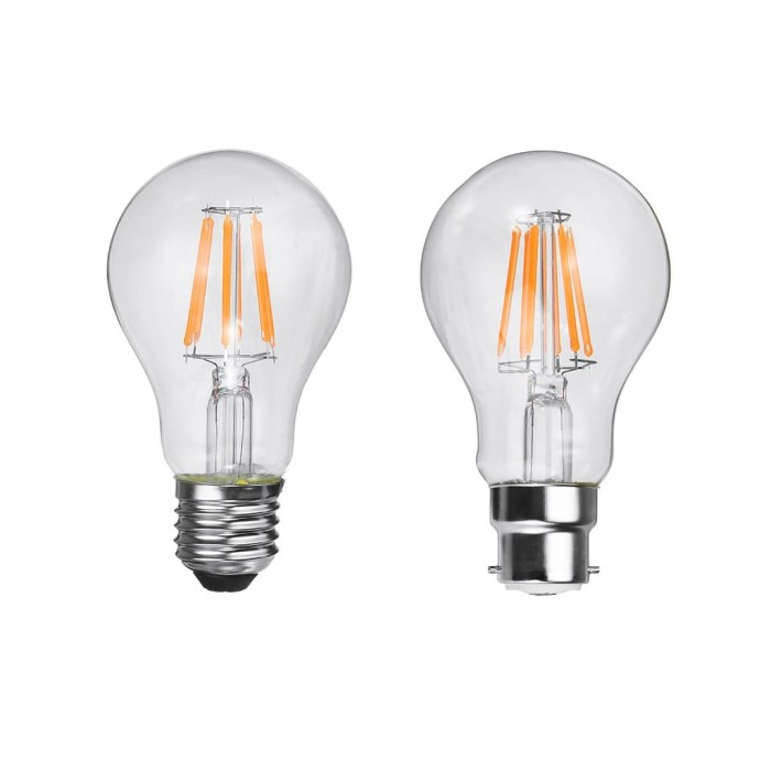 Jual B22 6w A60 Non Dimmable Cob Led Plant Grow Light Bulb For Hydropons Jakarta Utara Toserba Support Lzd Tokopedia