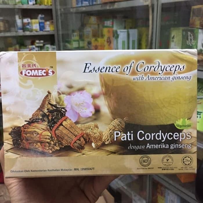 Jual Brand Sari Pati Cordyceps Plus Amerika Ginseng Jakarta Barat Sumber Rejeki Alam Tokopedia