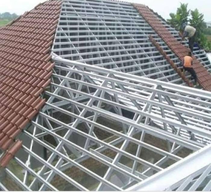 harga rangka baja ringan manado jual atap bahan murah kab sukoharjo toko