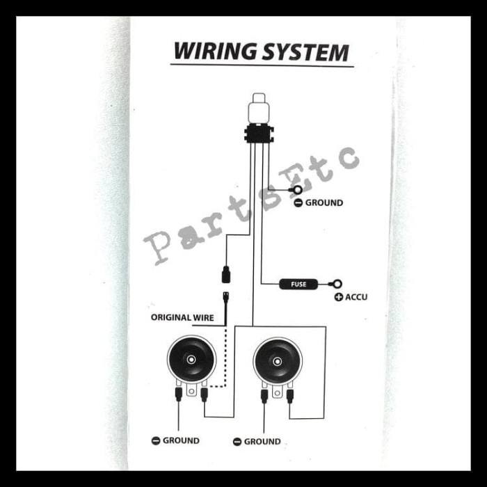 Denso Relay Wiring Diagram