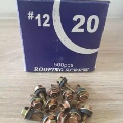 Harga Baut Baja Ringan 1 Dus Jual 12x20 Roofing Kuning Zolo