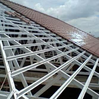 baja ringan rangka gording reng genteng metal bandung jawa barat jual atap 085921093714 kota bekasi