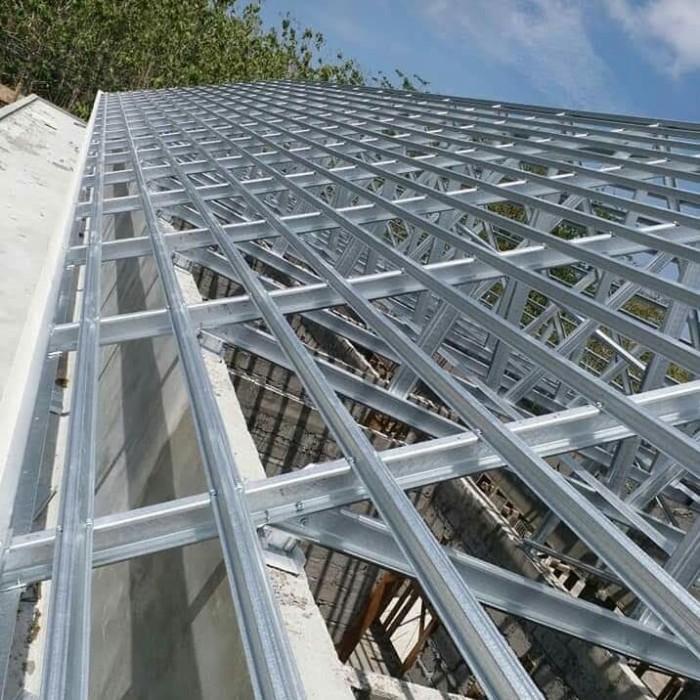harga baja ringan merk trust jual rangka atap berkualitas 081311981213 kota