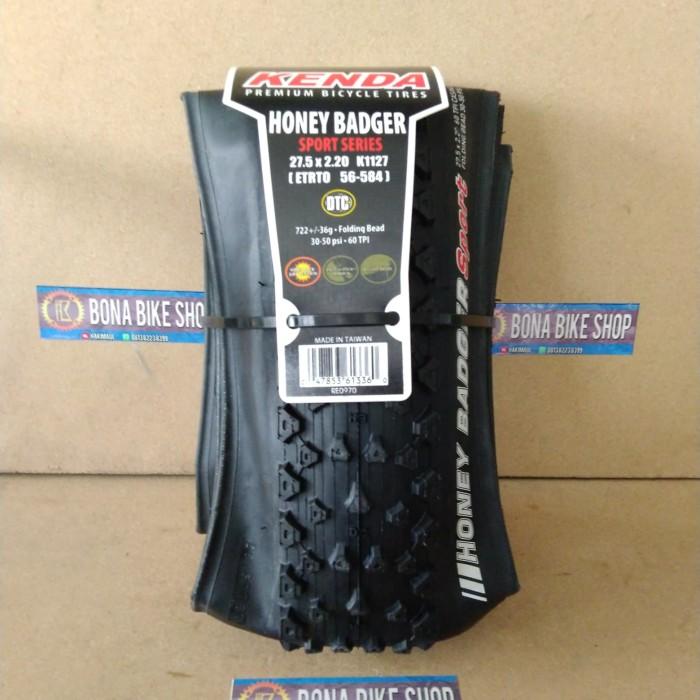 Jual Ban Luar Kenda Honey Badger 27 5 X 2 20 Ban Sepeda Kota Bekasi Bona Bike Shop Bekasi Tokopedia