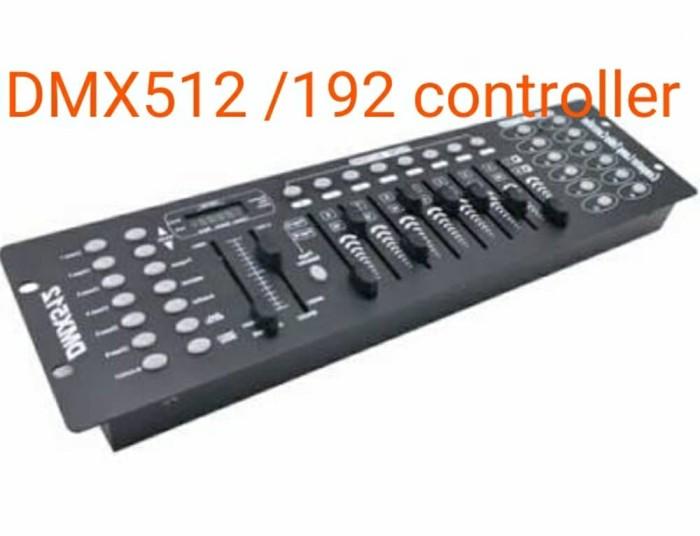 Jual Mixer Lighting Dmx512 192 Controller Kota Depok Cyzaryne Store Tokopedia