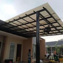 Atap Kanopi Baja Ringan Murah Jual Promo Amp Solartuff