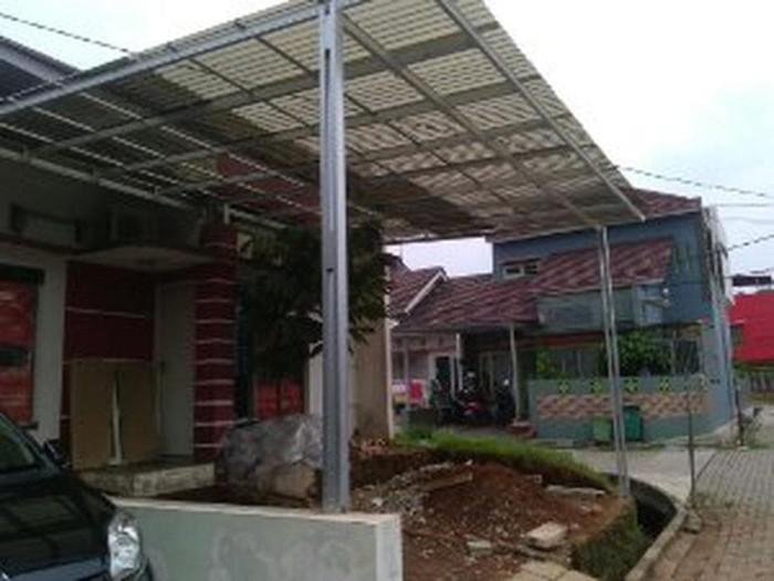 kanopi unik baja ringan jual amp atap solartuff promoo murah
