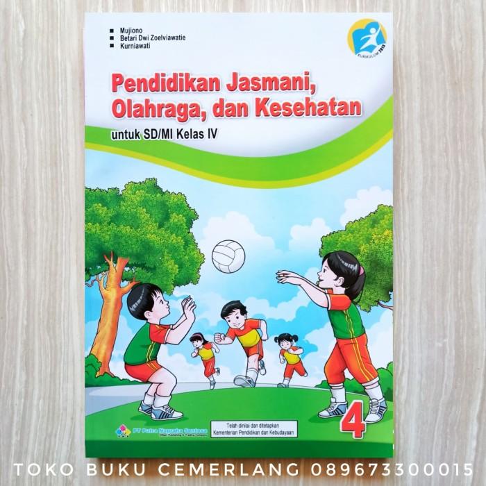 Buku siswa dan buku guru kurikulum 2013 ini dapat didownload secara gratis untuk kemudian dibuka dengan menggunakan aplikasi pdf reader ataupun. Download Buku Pjok Kelas 4 Kurikulum 2013 Revisi 2018 Berbagai Buku
