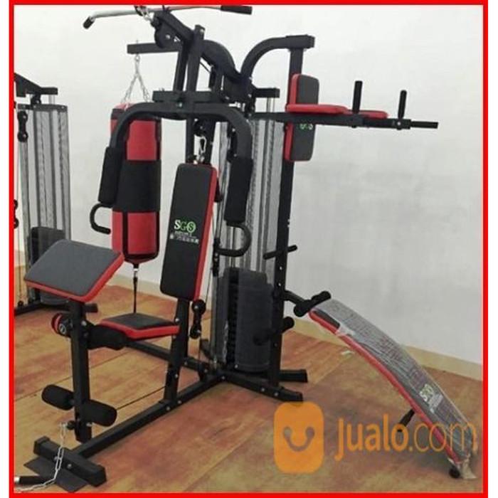 Jual Home Gym 3 Sisi 805 Kota Semarang Bast Fitness Semarang Tokopedia