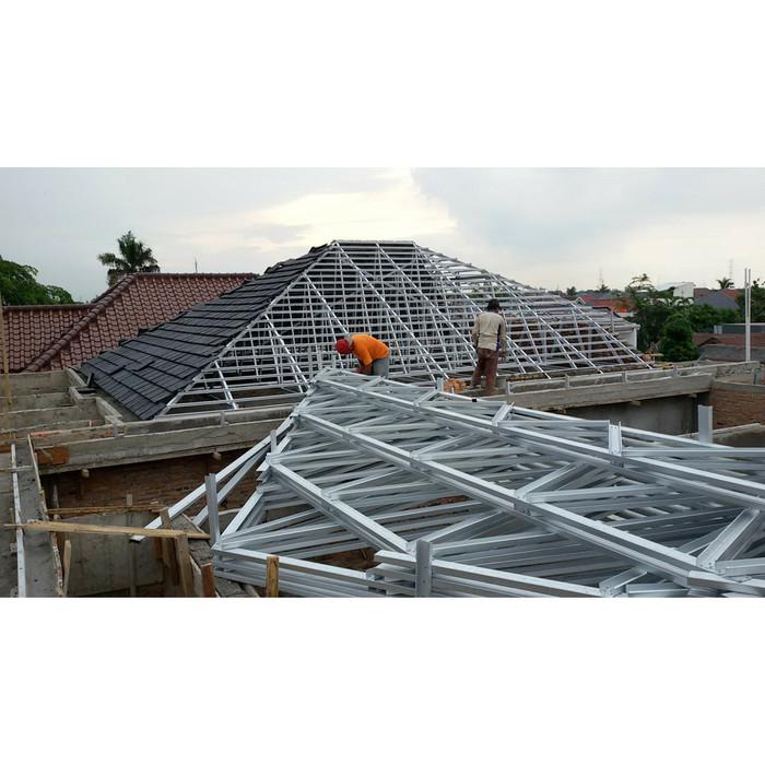 mesin pembuat baut baja ringan jual dan pembuatan kanopi rangka atap murah