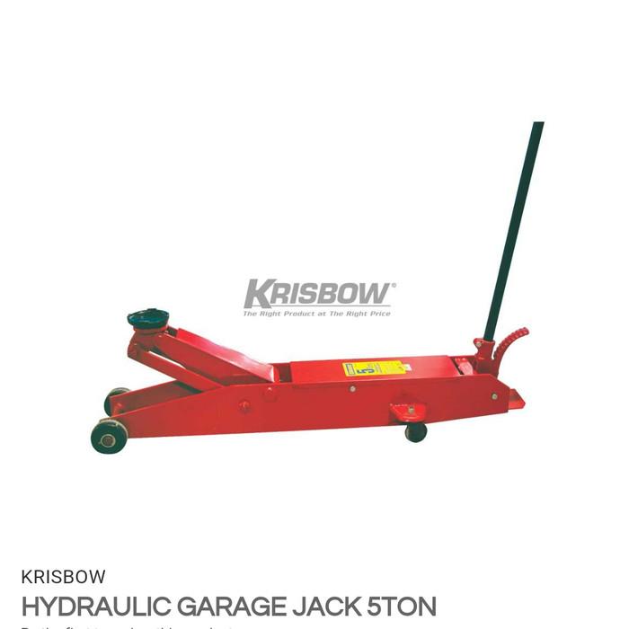 Jual Krisbow Hydraulic Garage Jack 10ton Kw0500058 Jakarta Barat New Electronik 999 Tokopedia