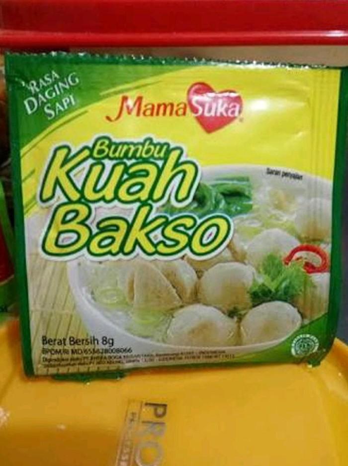 Resep Bumbu Kuah Bakso : resep, bumbu, bakso, Bumbu, Bakso