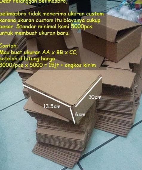 Harga Kardus Polos : harga, kardus, polos, Kardus, Karton, Polos, Jakarta, Timur, Agung12, Store, Tokopedia