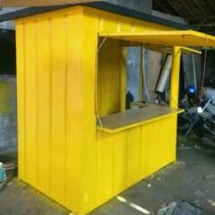 Alamat Baja Ringan Bandung Jual Semi Both Container Gerobak Costum Bondek