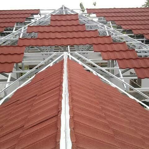 baja ringan rangka gording reng genteng metal bandung jawa barat jual atap pasir 082279484686 kab