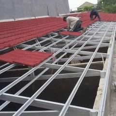Atap Baja Ringan Karawang Jual Rangka Kab Karya