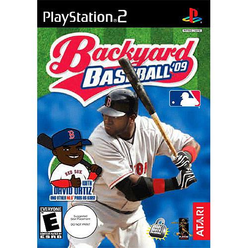 Jual Dvd Game Ps2 Backyard Baseball 09 Jakarta Selatan Pusat Game Jadul Tokopedia