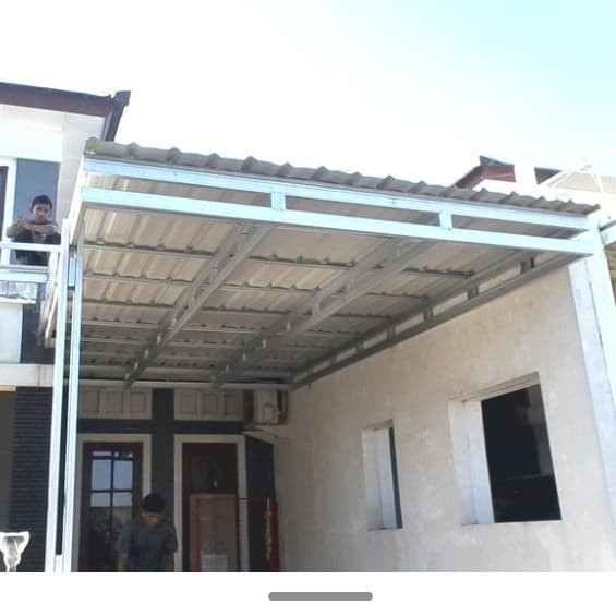 canopy baja ringan minimalis jual kanopi kuat dari kota padang global