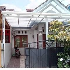 Kanopi Minimalis Dari Baja Ringan Jual Modern Kota Padang