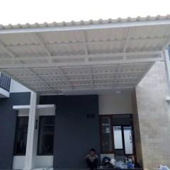 Kanopi Baja Ringan Untuk Rumah Minimalis Jual Awning Atap Alderon