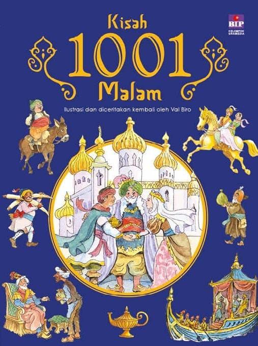 Contoh Kisah 1001 Malam Adalah : contoh, kisah, malam, adalah, KISAH, MALAM, Jakarta, Timur, Malik_store, Tokopedia