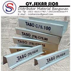 Distributor Baja Ringan Taso Jakarta Jual 1 00mm Cnp Timur