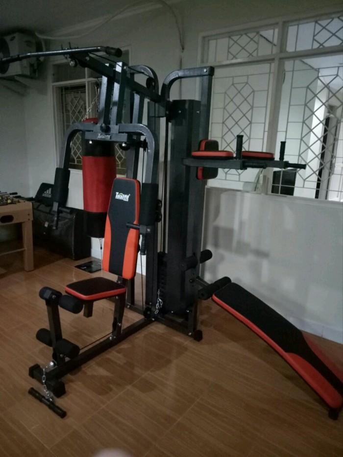 Alat Angkat Beban : angkat, beban, Fitness, Angkat, Beban, Surabaya, Masayu, Amalia, Tokopedia
