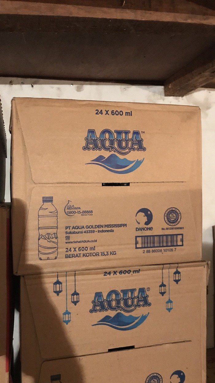 Harga 1 Dus Aqua Gelas : harga, gelas, 600Ml, Botol, Mineral, Tanggung, Harga, Promo, Jakarta, Barat, Allison_all, Tokopedia