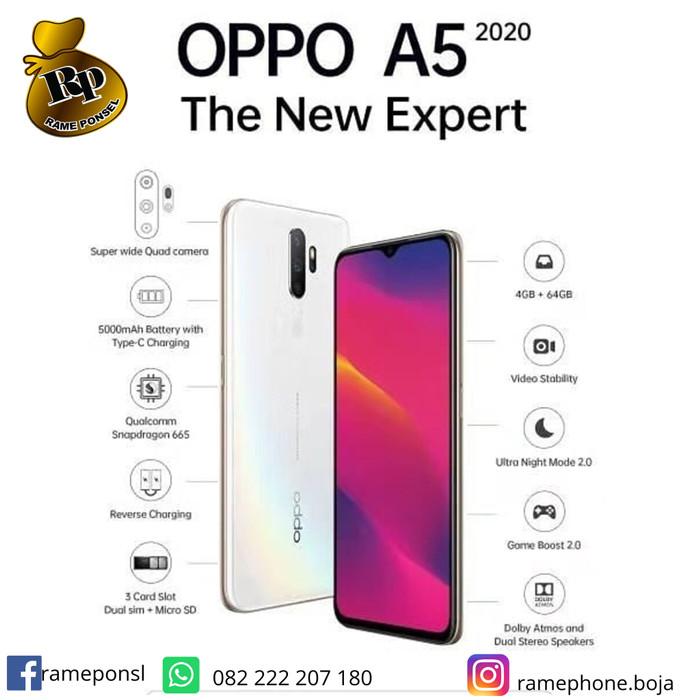 Harga oppo a54 ini rp2.699.000, mulai tersedia per tanggal 1 april. Harga Oppo A5 2020 Ram 4 Bekas - Oppo Product