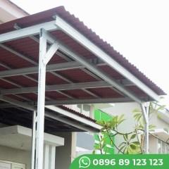 Harga Baja Ringan Daerah Bogor Jual Kanopi Atap Go Green Kab Petra Mandiri