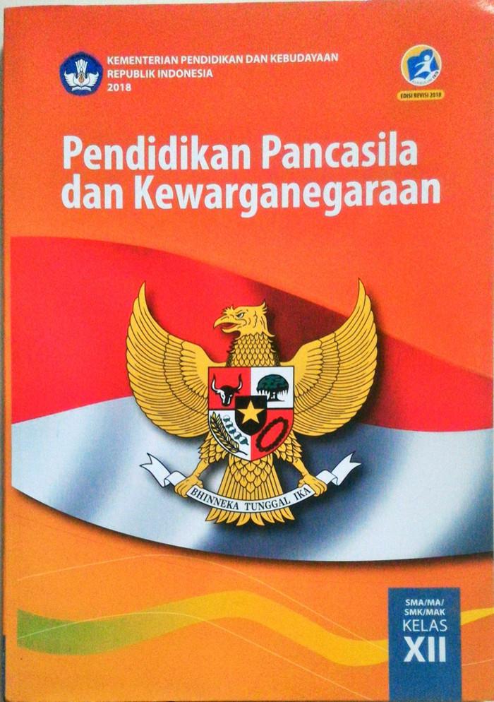 Buku Pkn Kelas 12 Kurikulum 2013 Revisi 2018 : kelas, kurikulum, revisi, Kelas, Kurikulum, Edisi, Revisi, Jakarta, Barat, ElmaWidiastuti, Tokopedia