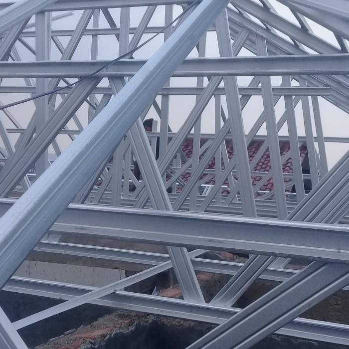 pasang atap baja ringan di cianjur jual jasa pemasangan dan pagar rumah dll kab