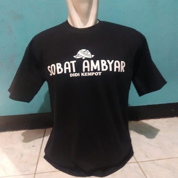 Jual Kaos Baju Tshirt Keren 1501 Semua Warna Sobat Ambyar Didi
