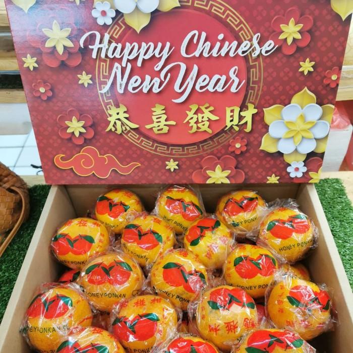 Jual Buah Jeruk Ponkan Ponkam Lokam Lukam Honey Mandarin Manis Cina Taiwan Jakarta Utara Asanbuahfreshfruit Tokopedia
