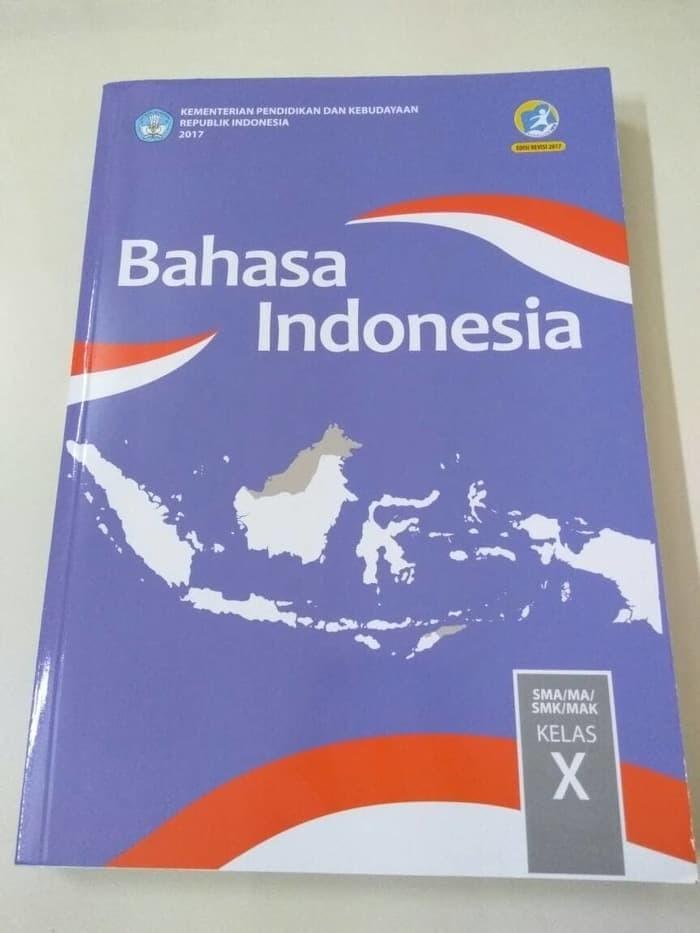 Bahasa Indonesia Kelas 10 : bahasa, indonesia, kelas, Kelas, Bahasa, Indonesia, SMA/MA/SMK/MAK, Revisi, Jakarta, Barat, JaswadiHutagalung, Tokopedia