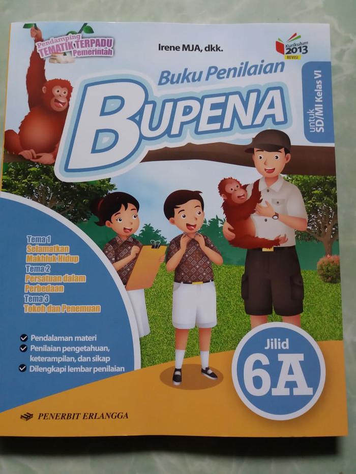 Kunci Jawaban Bupena Kelas 5 : kunci, jawaban, bupena, kelas, Kelas, Bupena, Edisi, Revisi, Jakarta, Barat, KaniaZulaika, Tokopedia