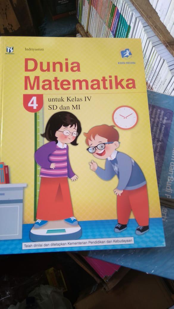 Jual quadra buku cek harga di pricearea com. Buku Jelajah Matematika Kelas 4 - Guru Paud