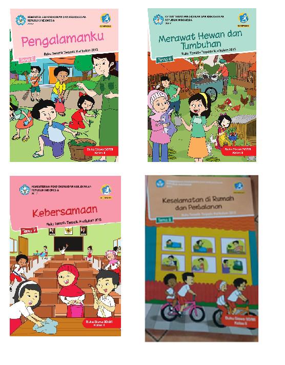 Tema Semester 2 : semester, Kelas, Paket, Tematik, Semester, 5,6,7,8, Jakarta, Barat, KartikaSihombing, Tokopedia