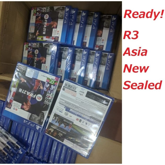 Yuk jadi yang pertama tau diskon & penawaran terbaik dari jd.id. Jual PS4 PS5 FIFA 2021 FIFA 21 Day One Edition (Reg 3, PS 4 PS 5 Game) - Jakarta Utara ...