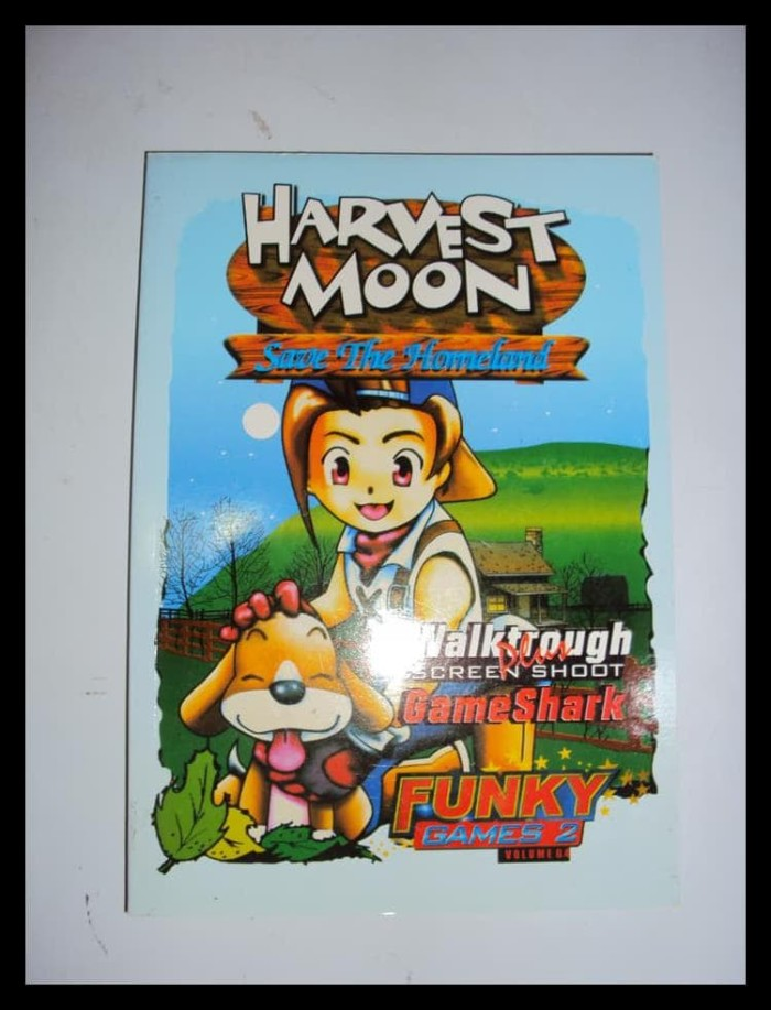 Panduan Harvest Moon : panduan, harvest, TERBARU, PANDUAN, HARVEST, HOMELAND, GUIDE, Jakarta, Barat, Adra_store45, Tokopedia