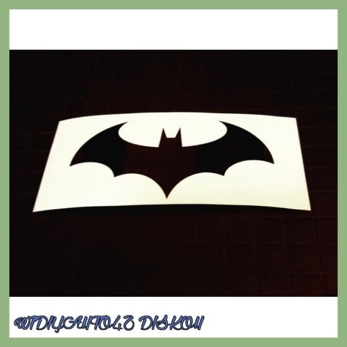 Jual Terbaru Stiker Logo Batman Batman Vs Superman Dawn Of Justice Jakarta Timur Widiyanto42 Diskon Tokopedia