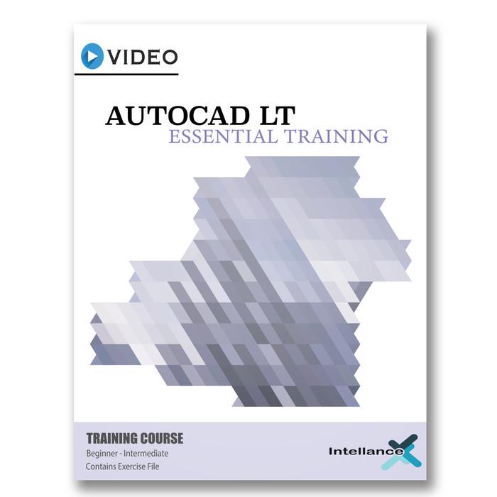 Jual Video Tutorial Autocad LT 2019 - Belajar Autocad LT Untuk ...